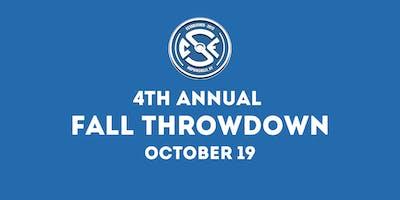 4th Annual Fall Throwdown
