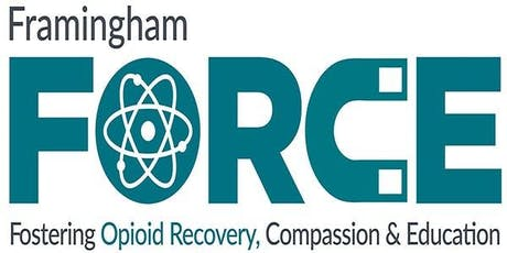 Celebrate Recovery with Framingham FORCE tickets