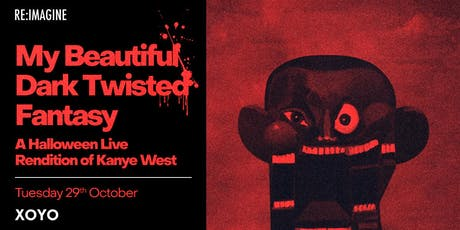 A Halloween Orchestral Rendition of Kanye West - My Beautiful Dark Twisted Fantasy  tickets