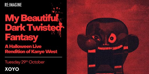 A Halloween Orchestral Rendition of Kanye West - My Beautiful Dark Twisted Fantasy