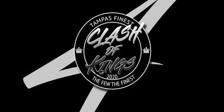 Clash of Kings 4 tickets