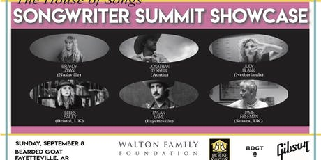 The House of Songs Songwriter Showcase : Fayetteville tickets