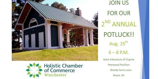2nd Annual Holistic Chamber Potluck Gathering