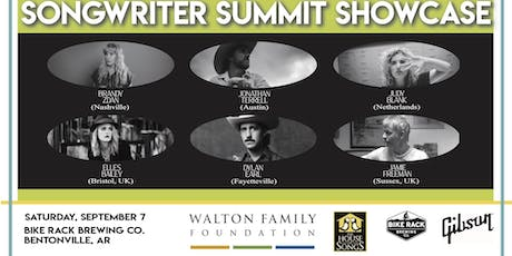 The House of Songs Songwriter Summit Showcase - Bentonville tickets