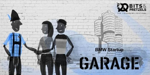 Meet Your Client at BMW Startup Night