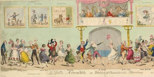 Dancing on the Tyne