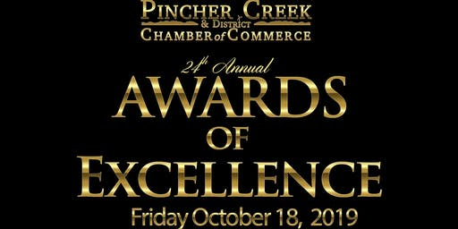 Pincher Creek Awards of Excellence 2019