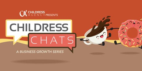 Childress Chats - Branding tickets
