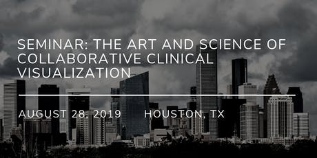 The Art and Science of Collaborative Clinical Visualization tickets