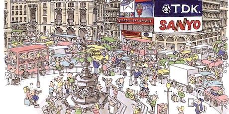 Children's Cartoon Workshop tickets