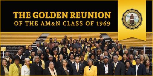 2019 GOLDEN Reunion Registration Form