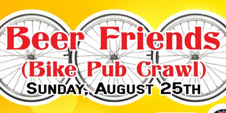 Beer Friends Bike Ride tickets