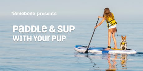 NYC: Paddle & SUP With Your Pup! tickets