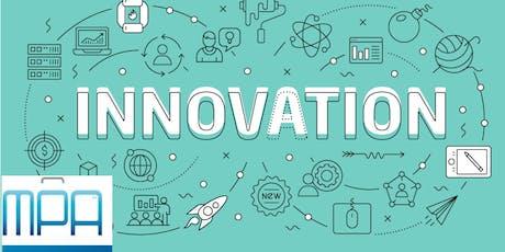 MPA - Défi Innovation : Comment rendre mon entreprise plus innovante billets