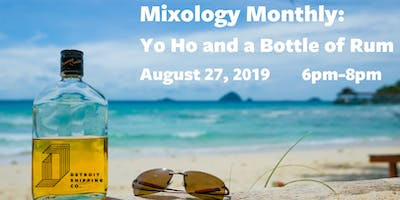 Mixology Monthly: Yo Ho and a Bottle of Rum