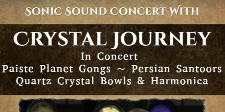 Crystal Journey In Squamish BC tickets