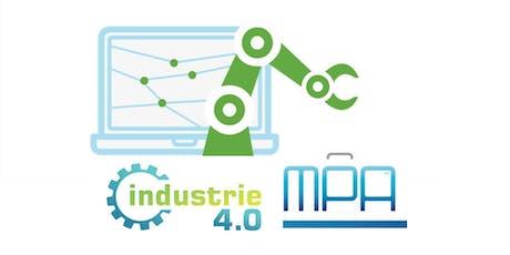 MPA - Industrie 4.0 : planifier pour réussir billets