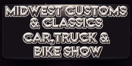 Midwest Customs & Classics Car, Truck, & Bike Show