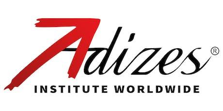 Inovando para a Excelência - Adizes (Workshop de 2 dias - 24 e 25/10/2019) ingressos