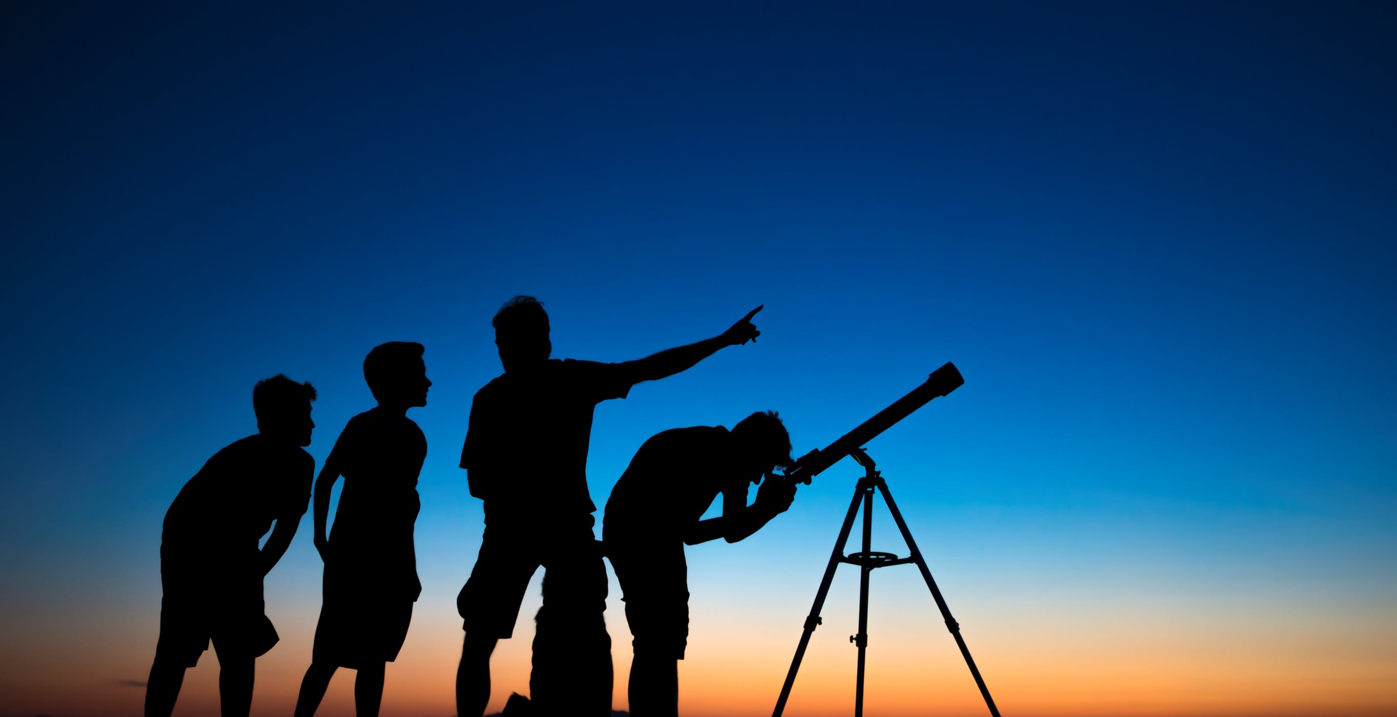 Skywatching at Dix Park - International Observe the Moon Night!