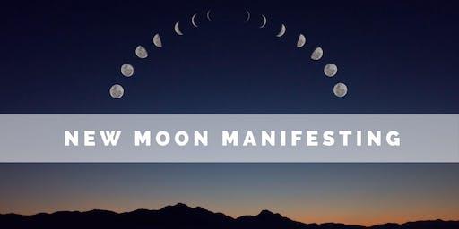 New Moon Manifesting