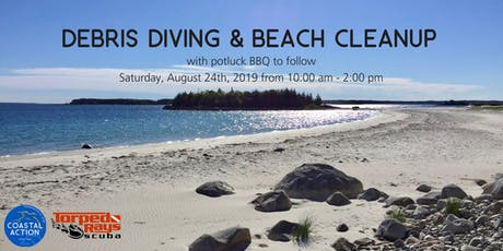 Debris Diving & Shoreline Cleanup with Potluck BBQ to Follow tickets