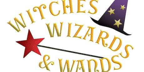 Witches, Wizards & Wands Festival tickets