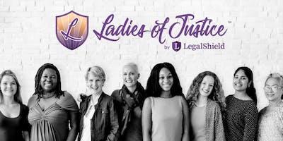 Ladies of Justice: Women's Networking & Wine Tasting