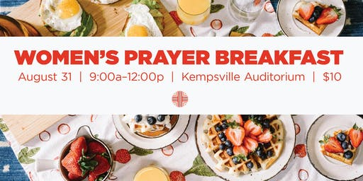 """Misfits"" Women's Prayer Breakfast"