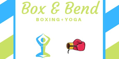 Box and Bend tickets