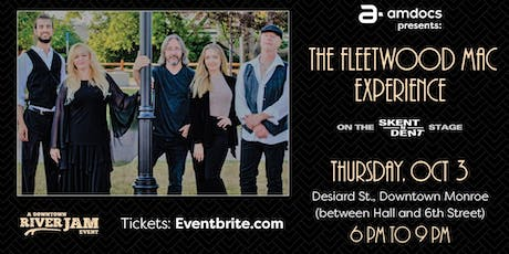 Amdocs presents The Fleetwood Mac Experience on the Skent N Dent Stage tickets