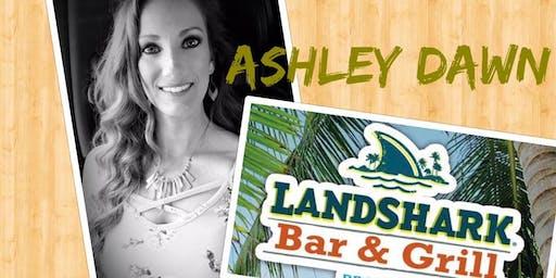 Ashley White at LandShark Bar & Grill