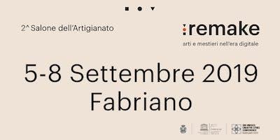 "Remake 2019: workshop ""Industria 4.0, entra nel futuro"""