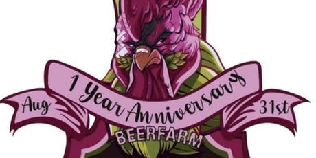 Beerfarm Anniversary tickets
