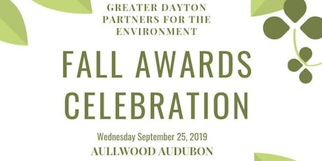 2019 Fall Awards CELEBRATION  tickets