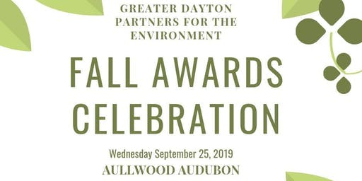 2019 Fall Awards CELEBRATION