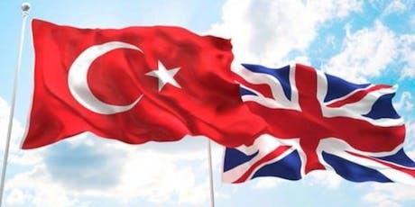 Turkish Businessperson Visa Holder Networking tickets