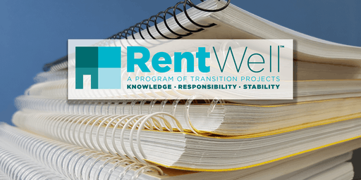 Rent Well's Train the Trainer - Dec 4th, 5th,  & 6th