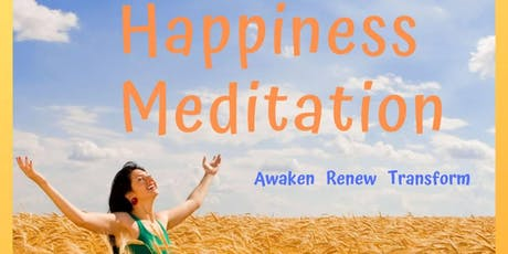 Happiness Meditation tickets