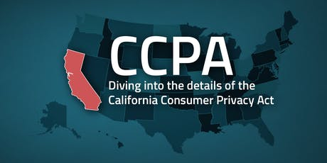 California Consumer Privacy Act - Reviewing the CCPA in 60 Minutes tickets