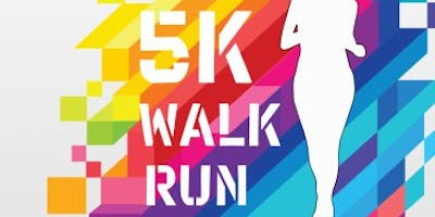5K Walk/Run & Community Health, Wellness  & Fitness Day