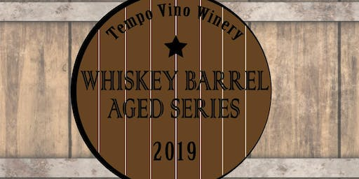 Whiskey Barrel Aged Wines Release Party