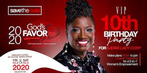 God's FAVORite Girls Empowerment 2020