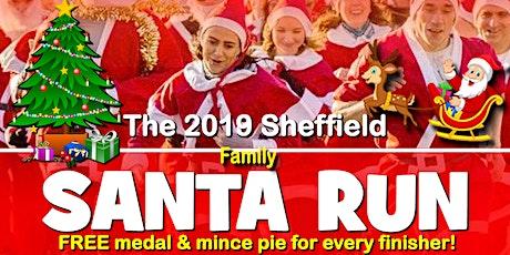 Sheffield 2019 Santa DoubleDash Fun Run/Walk tickets