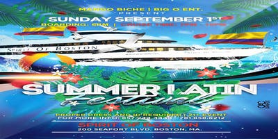 SUMMER LATIN FESTIVAL CRUISE PT2