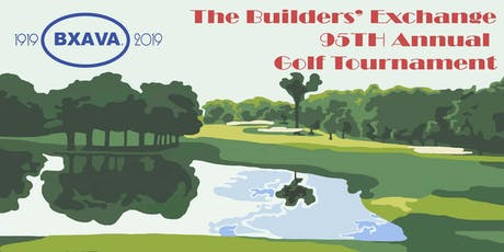 BXAVA 95th Annual Golf Tournament tickets