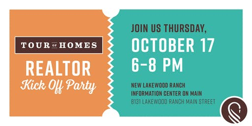 Tour of Homes: Realtor Kick-Off Party