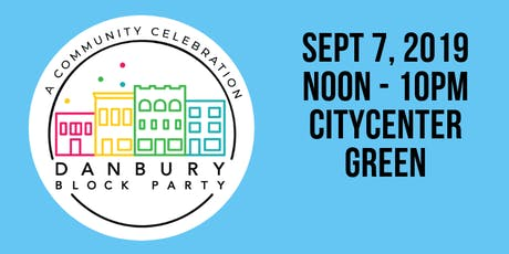 Danbury Block Party boletos