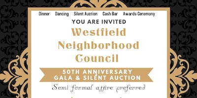 WNC's 50th Anniversary Gala & Silent Auction