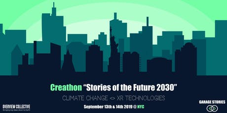Stories of the Future NYC - Climate Action  XR Tech tickets